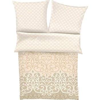 Ibena cotton flannelette pillowcase