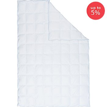 Pack of 2 Erwin Müller down duvets