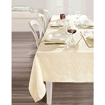 Pichler jacquard tablecloth