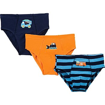 Erwin Müller  3-pack boys briefs