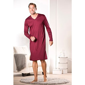 Novila interlock jersey men´s nightshirt