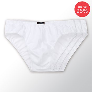 Ceceba  3-pack men's briefs