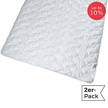 Erwin Müller  2-pack duo quilted duvets