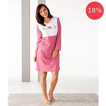 Bleyle interlock jersey nightdress