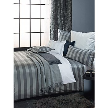 Curt Bauer Egyptian cotton brocade damask duvet cover set