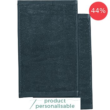 Pack of 2 Erwin Müller small hand towels,