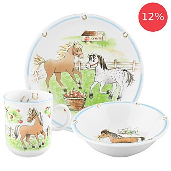Seltmann Weiden  3-piece kids tableware set
