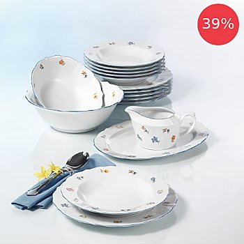 Seltmann Weiden  16-piece tableware set