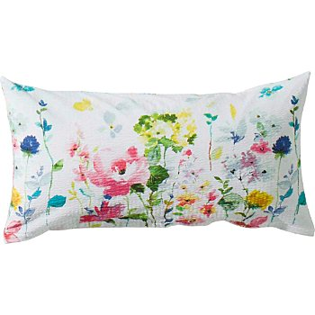 Janine cotton soft seersucker extra pillowcase