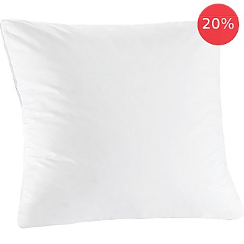 Erwin Müller pillow, firm