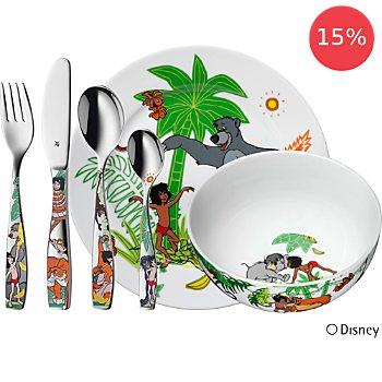 WMF 6-piece children tableware set