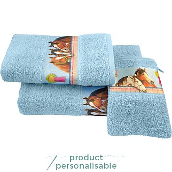 Dyckhoff  kids bath towel