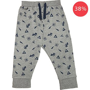 Knot so bad  baby trousers