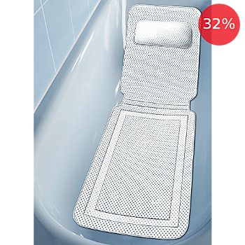 non-slip safety bath mat