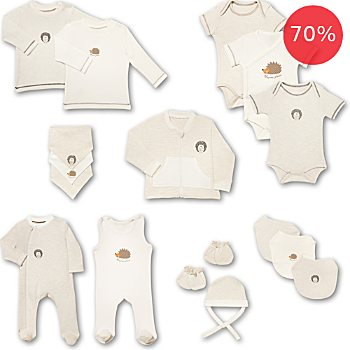 Erwin Müller  17-pc newborn essentials