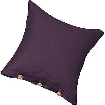 Erwin Müller half-linen cushion cover