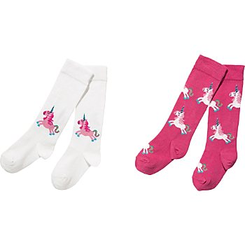 Erwin Müller  2-pack children's knee high socks