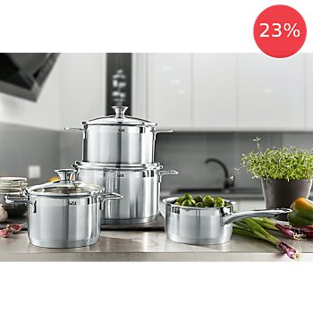Silit  7-piece cookware set