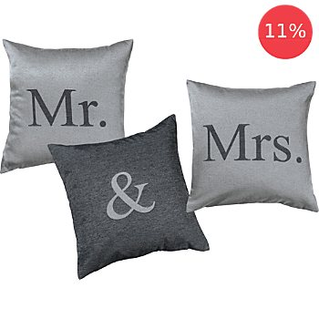 Erwin Müller  3-pack cushion covers