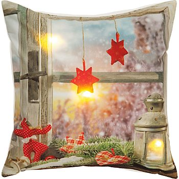REDBEST LED cushion cover lantern