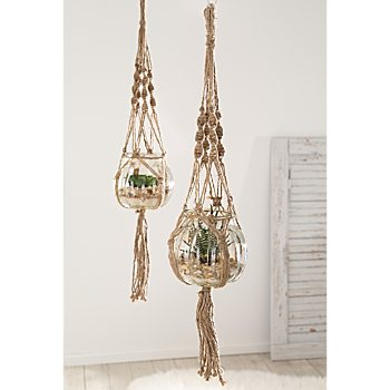 glass hanging decoration