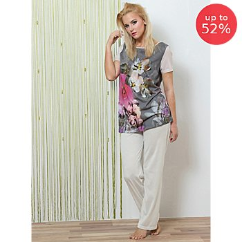 Hutschreuther single jersey women´s pyjamas