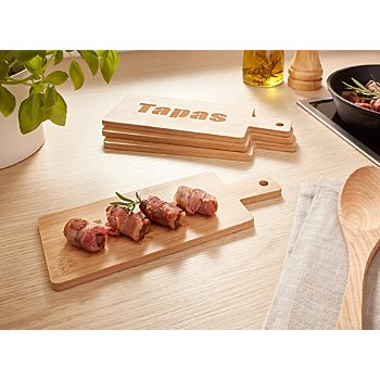 4-pack serving boards