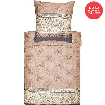 Bassetti Egyptian cotton sateen duvet cover set