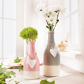 2-pack vases set