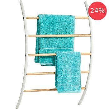 towel holder stand
