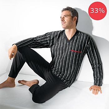 Bugatti single jersey men´s pyjamas