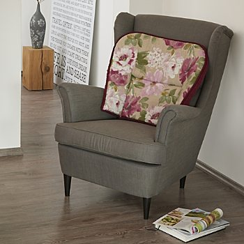 Erwin Müller  support cushion for armchair