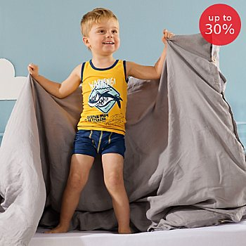 Erwin Müller 2-piece boys underwear set