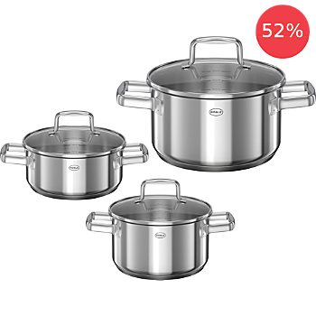 Rösle  pot set, 6-parts