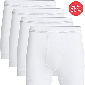 Con-ta  4-pack men's long boxers