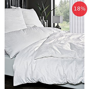 Estella Damask 3-piece reversible duvet cover set Jamal