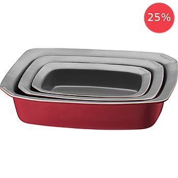 Kaiser Backen  3-pack oven trays