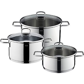 Silit  6-piece cookware set