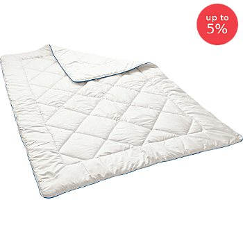 Irisette 2-pack lightweight duvets