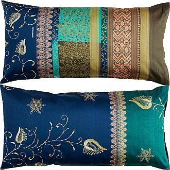 Bassetti Egyptian cotton sateen extra pillowcase