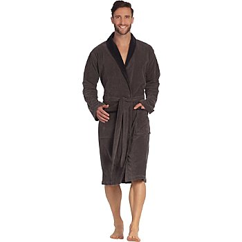 Vossen  men's bathrobe