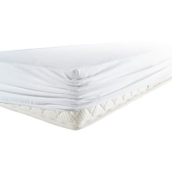 Erwin Müller waterproof & boil-proof terry cloth mattress protection fitted sheet