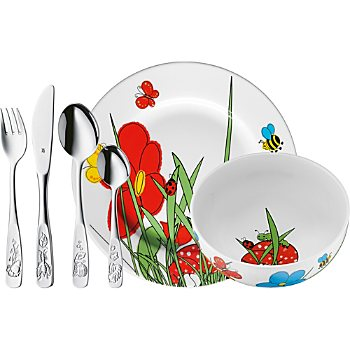 WMF  6-piece kids tableware set