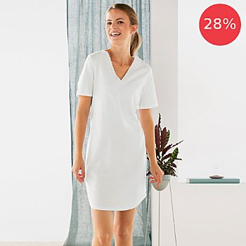 Rösch interlock jersey nightdress