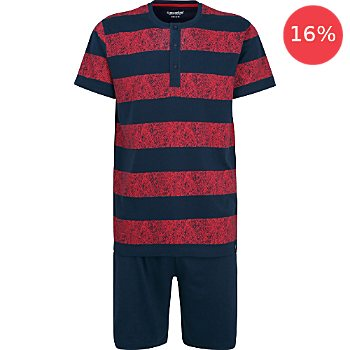 Ceceba single jersey men´s short pyjamas