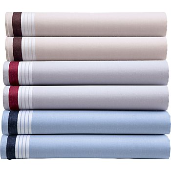 6-pack men's handkerchiefs