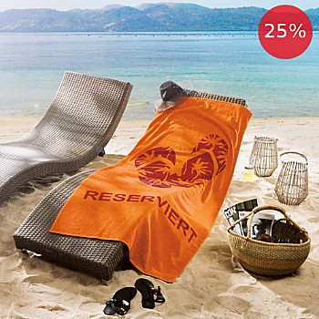 REDBEST beach towel