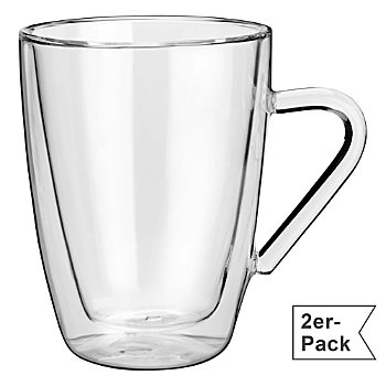 2-pack tea glasses