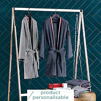 Tommy Hilfiger  unisex bathrobe