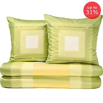 Erwin Müller Egyptian cotton sateen saving pack, 4-parts